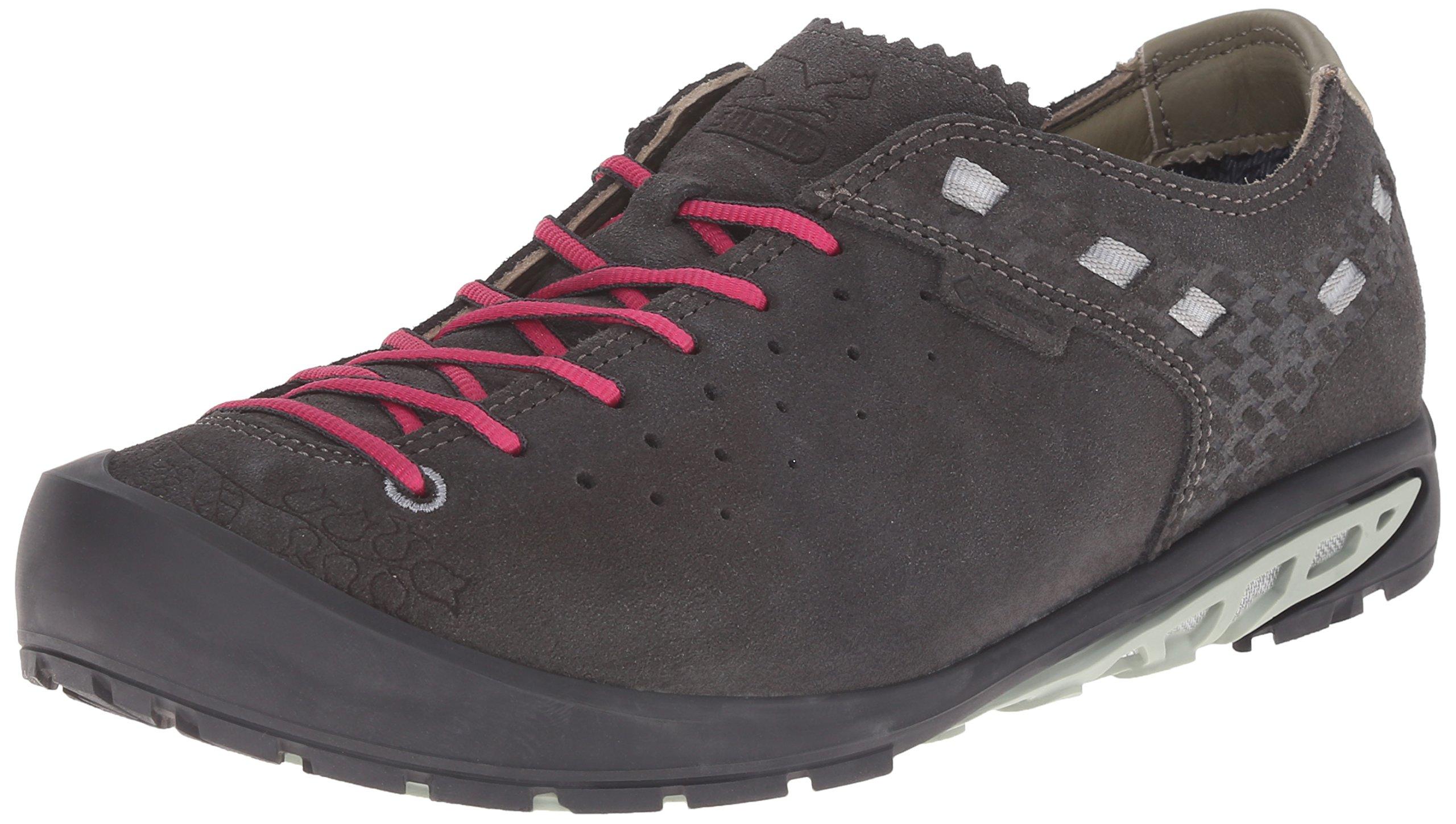 Salewa Women's Ramble GTX Alpine Lifestyle Shoe, Pixie/Siberia, 9 M US