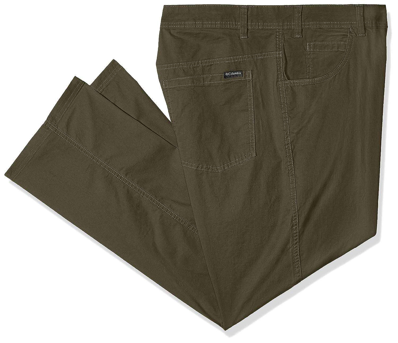 Peatmoss 46W   34L Columbia Homme 1805102 Pantalon de randonnée