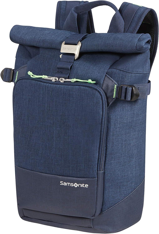 Samsonite Ziproll 13 3 Zoll Laptoprucksack 37 Cm 19 L Blau Night Blue Koffer Rucksäcke Taschen