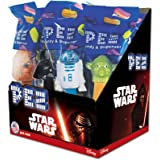 PEZ Star Wars, Assorted Dispensers, 0.58 Ounce (Pack of 12)