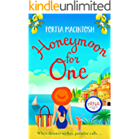 Honeymoon For One: The perfect laugh-out-loud romantic comedy to escape with book cover