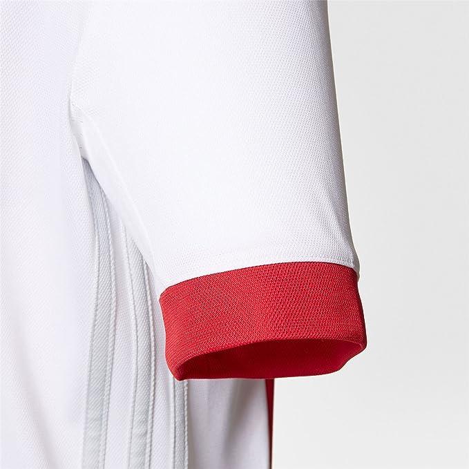 Amazon.com: 2017 – 2018 Ajax Adidas Home Shirt (Kids): Clothing