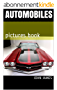 Automobiles: pictures book (English Edition)