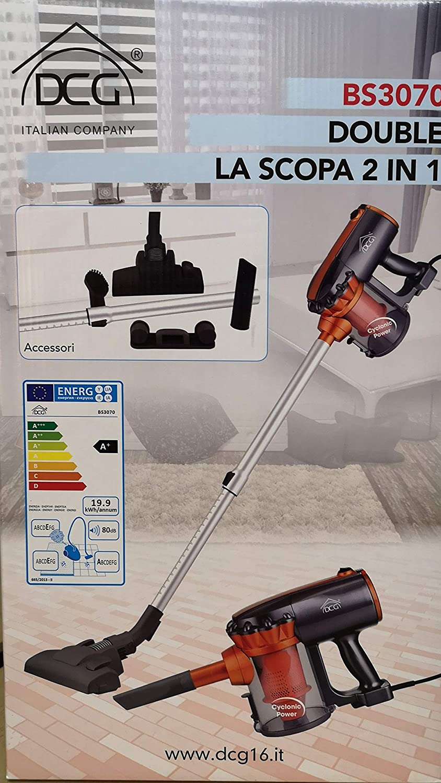 DCG Eltronic BS 3070 - Aspiradora 700 W: Amazon.es: Hogar