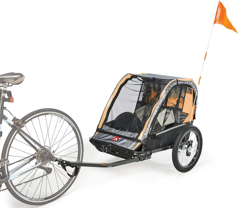 Allen Sports 2-Child Bicycle Trailer /& Stroller Model S2-Y