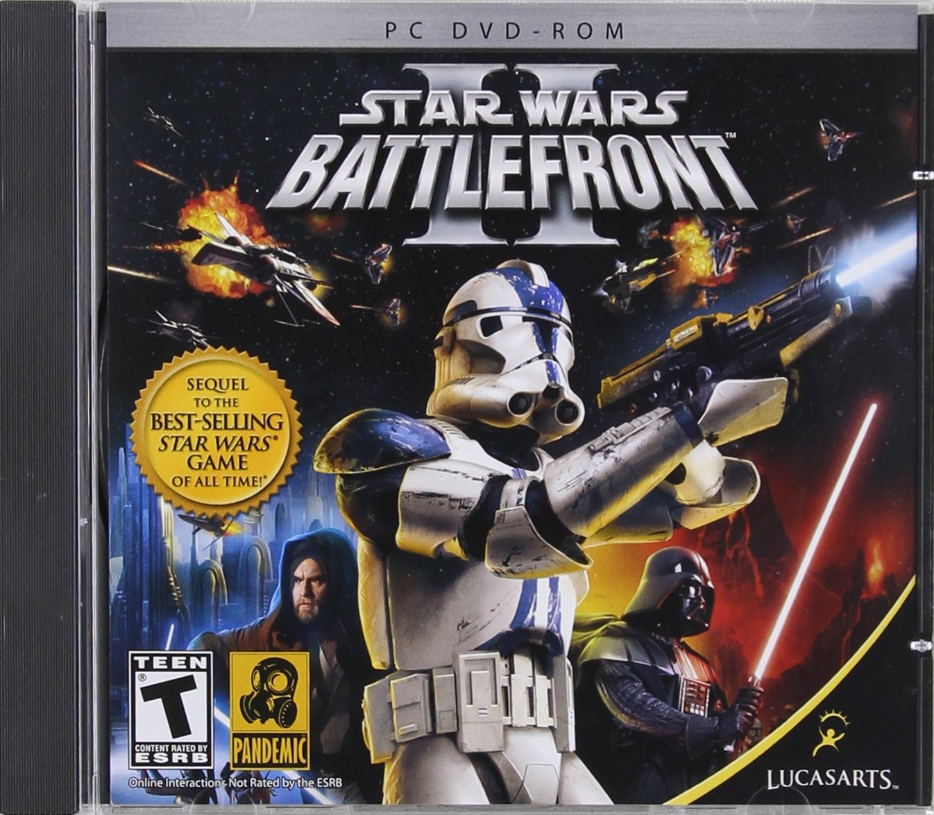 Star Wars Battlefront available for PS4, Xbox One & PC
