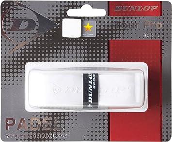 Dunlop Grip-Tour Pro - Grip para Pala de pádel, Color Blanco ...