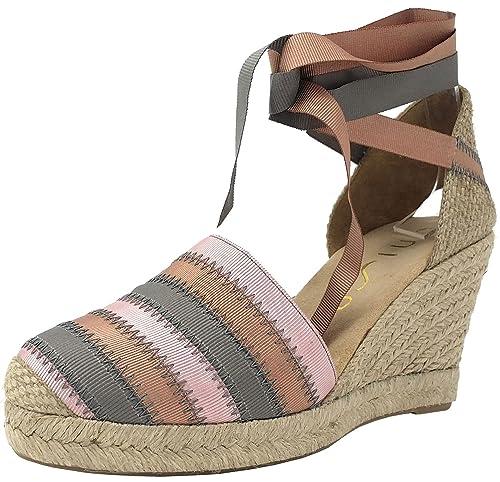 Unisa Casimi Multi, Alpargatas Mujer, 41: Amazon.es: Zapatos y complementos