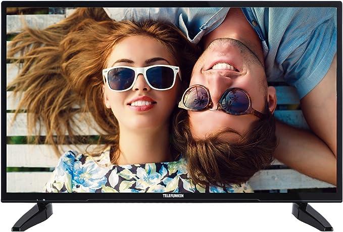 Telefunken D32H285X4CW, 81 cm (32 Pulgadas) televisor (HD Ready, Smart TV, sintonizador Triple).: Amazon.es: Electrónica