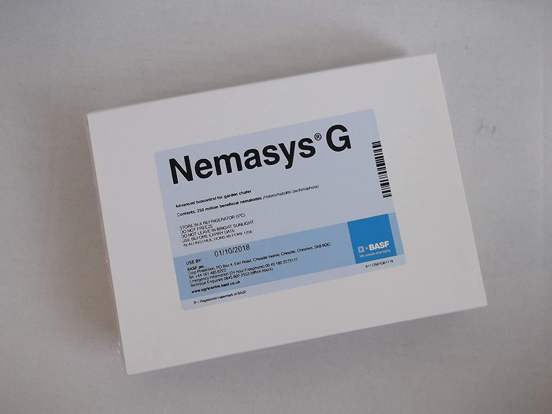 Nemasys chafer grub killer- 500sqm spring application