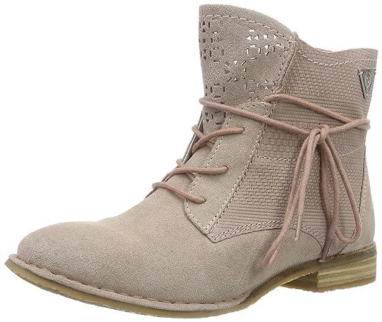 bugatti Damen J4931pr3 Kurzschaft Stiefel