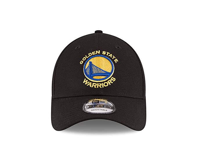 Amazon.com   New Era NBA Golden State Warriors The League 9Forty Adjustable  Cap 71e85c895dc0