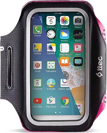 Ttec EasyFit Armband Phone Holder L Negro Soporte de Pared para ...