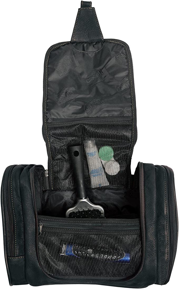 Canyon Outback NCAA Hackberry Canyon Hanging Travel Kit