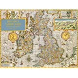 Britain's Tudor Maps County by County