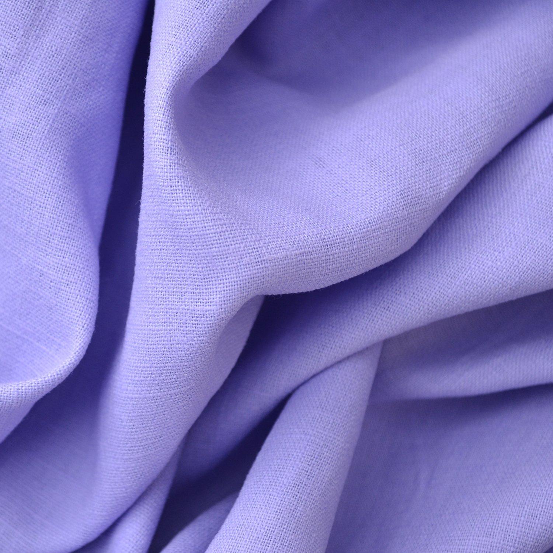 Amazon.com: 100% tela de lino. – Lavanda   Calidad Superior ...