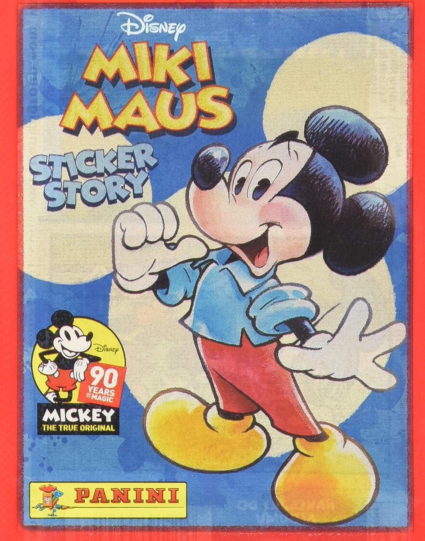 Panini - Caja de 50 Fundas Mickey 90 años 2423-004: Amazon.es ...