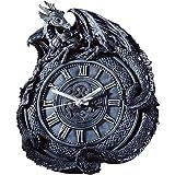 Amazon Com Penhurst Dragon Clock Home Kitchen