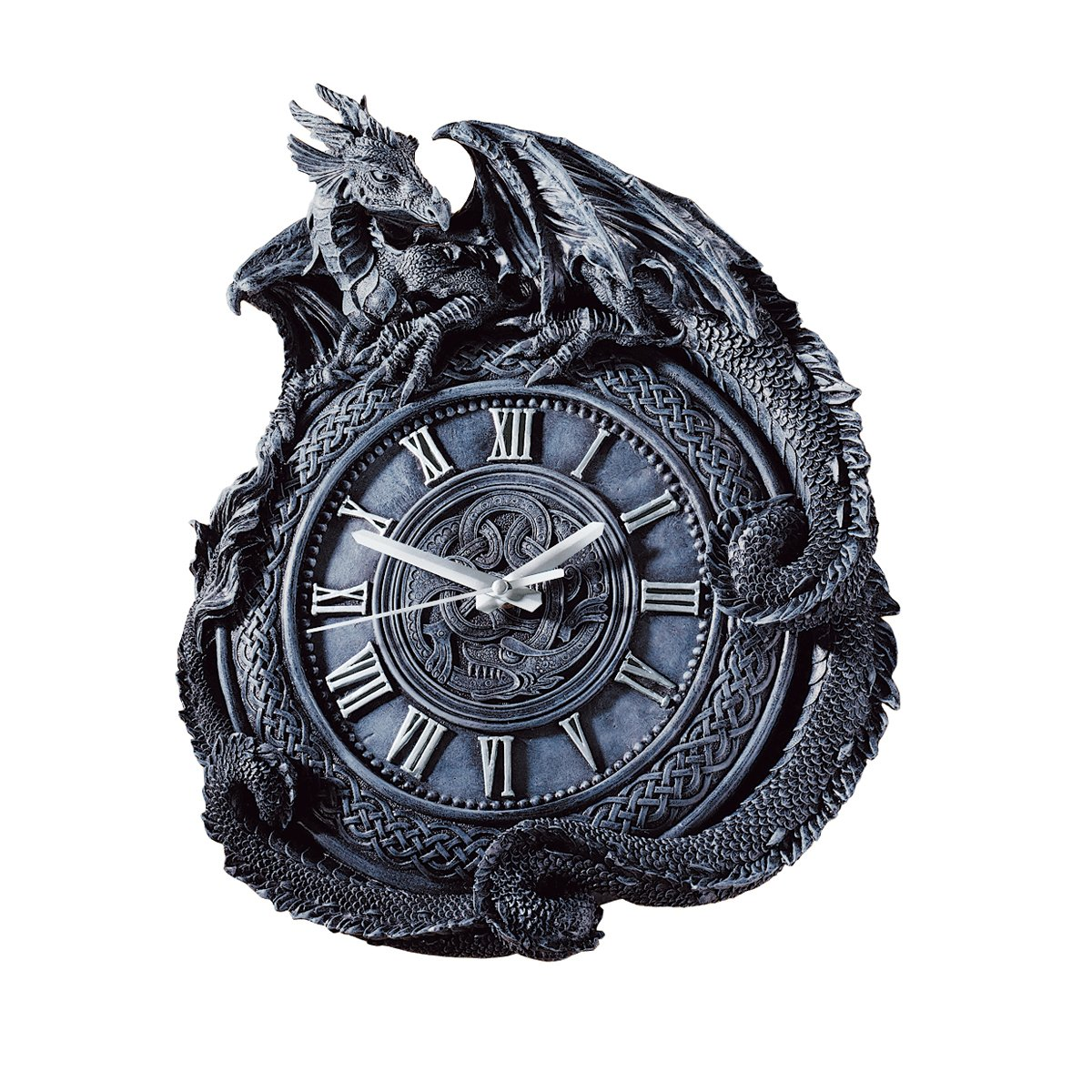 Design Toscano Penhurst Dragon Clock