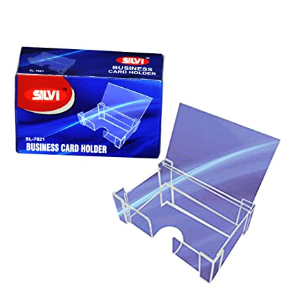 Silvi heavy duty plastic business id name card box case 3 box silvi heavy duty plastic business id name card box case 3 box reheart Images