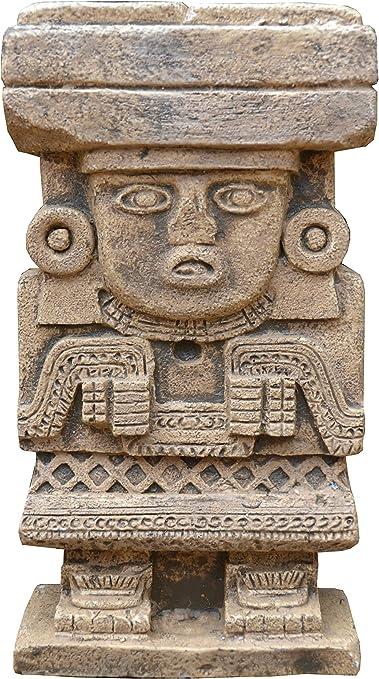 azteco Maya Acuecucyoticihuati Stele totem Artefatto scultura statua 20,3  cm di altezza www.neo-mfg.com: Amazon.it: Casa e cucina