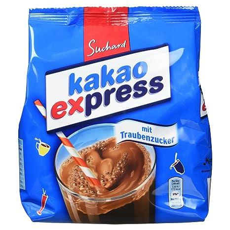 Suchard Kakao Express Nachfüllpackung, 500 g: Amazon.de ...