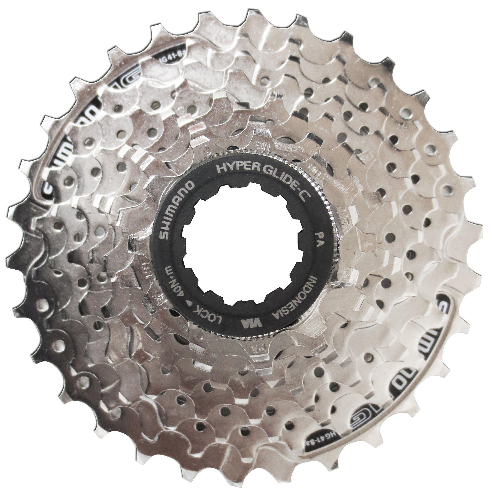 Shimano 8 Speed Mountain Bike Cassette 11-30T