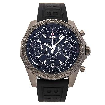 timeless design 3461f 76918 Amazon | Breitling Bentley 機械式 (自動) ブラックダイヤル ...