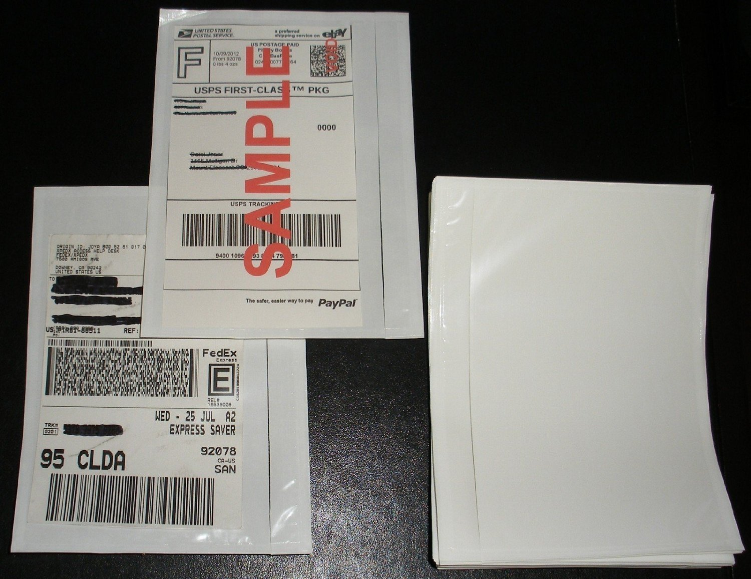 Shipping Label Pouch Usps - Best Ship 2017