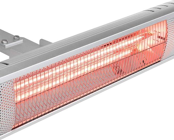 Tristar KA-5286 montaje en pared infrarrojos Calefactor para exterior IPX4