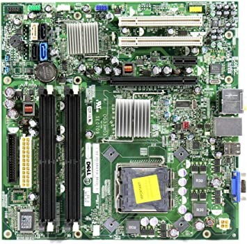 Dell Genuine Motherboard for Inspiron 530, 530s and Vostro 200, 400 on