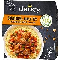 d'aucy Couscous/Boulettes aux Légumes 320 g