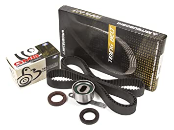 Evergreen tbk224 m 92 - 00 1.6 Honda VTEC - D16 d16y Kit de Correa dentada: Amazon.es: Coche y moto