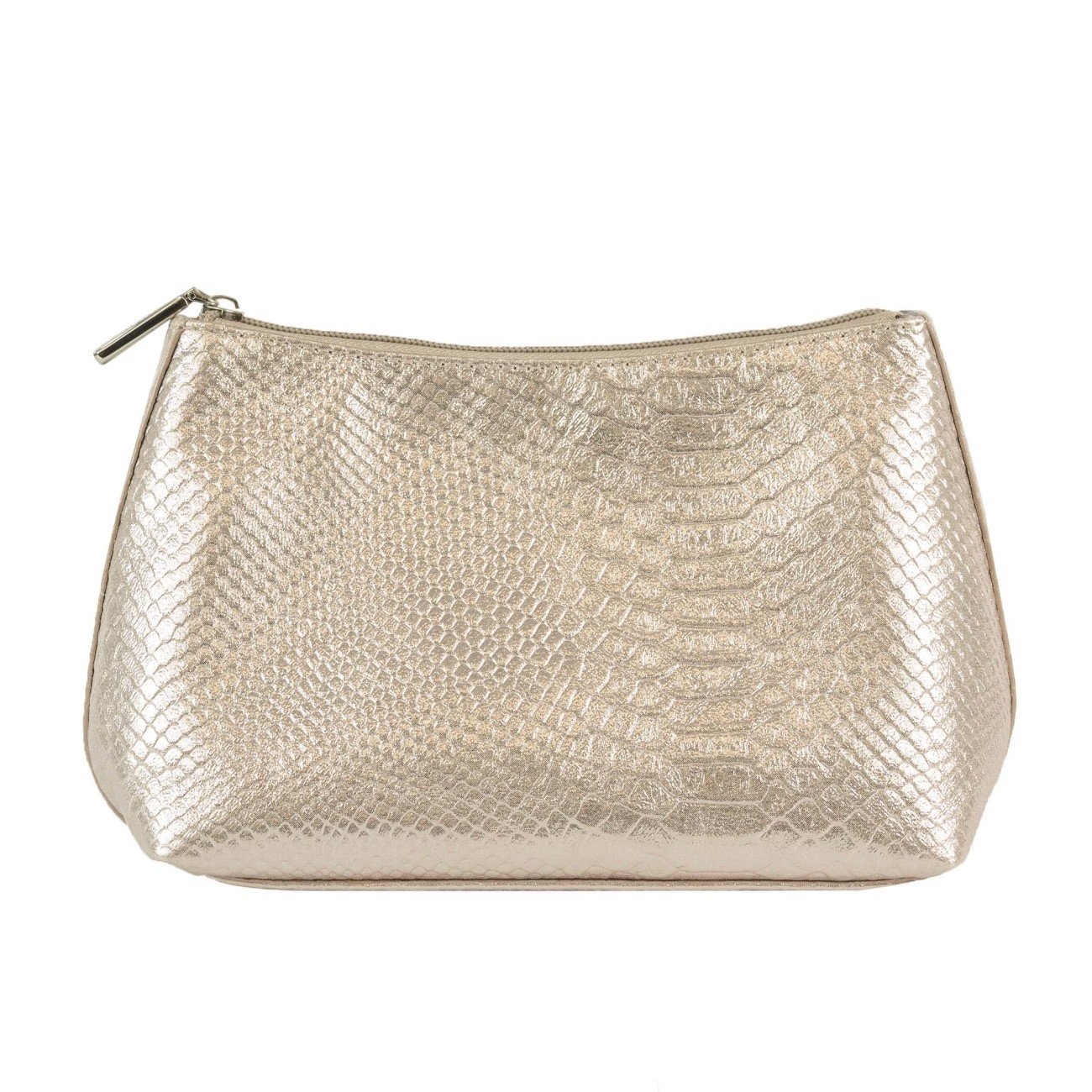 Philips Cosmetic Pouch, Gold Snake, 0.32 Pound Norelco 7507012