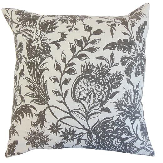 La Almohada Collection Duo - cojín, diseño de Flores, Color ...