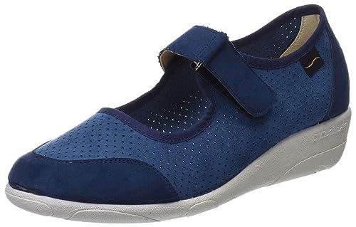 Dr. Cutillas 3075, Bailarinas con Plataforma para Mujer: Amazon.es: Zapatos y complementos