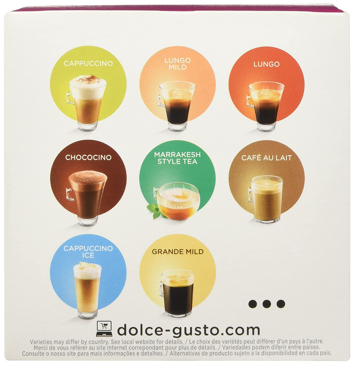 Nescafe Dolce Gusto Capsules, Espresso, 16 ct: Amazon.com: Grocery & Gourmet Food