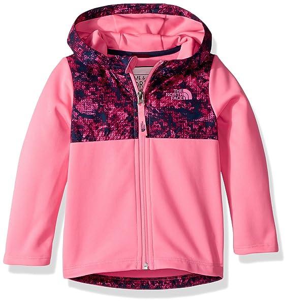 8f9716b54214 The North Face Baby Girls  Kickin It Hoodie - gem pink