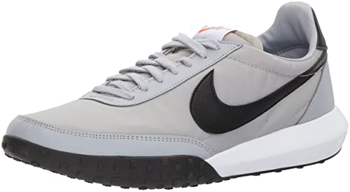 5ed40ae3535a5 Image Unavailable. Image not available for. Colour  Nike Men s Roshe Waffle  Racer NM Wolf Grey Black Safety ...