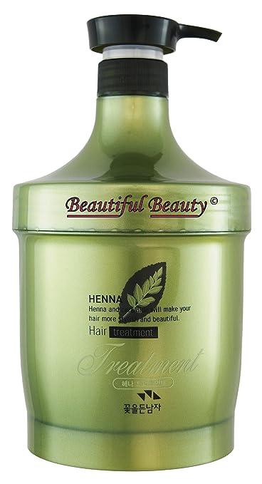 Amazon Com Somang Henna Hair Treatment 1000ml Beauty