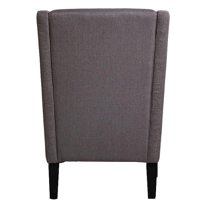 Kaiteki Madison sillón Tela de Tejido Resistente sofá ...