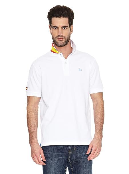 TORO Polo Bandera España Blanco S