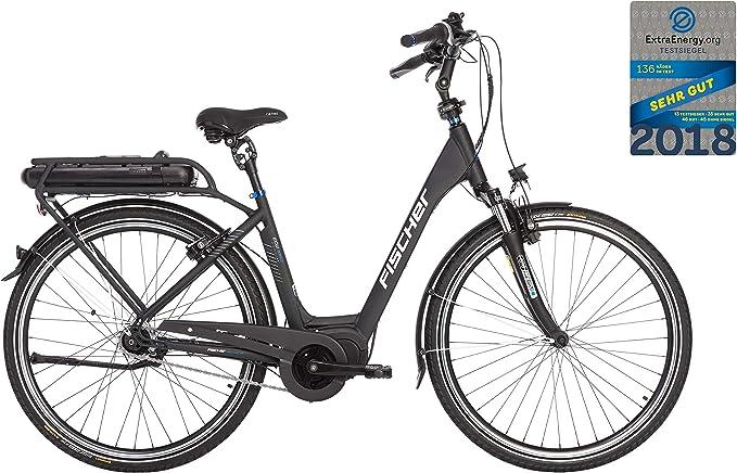 Fischer City ECU 1860 - Bicicleta eléctrica (28