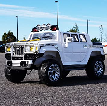 ride on car hummer style electric vehicle battery operated car toy with remote