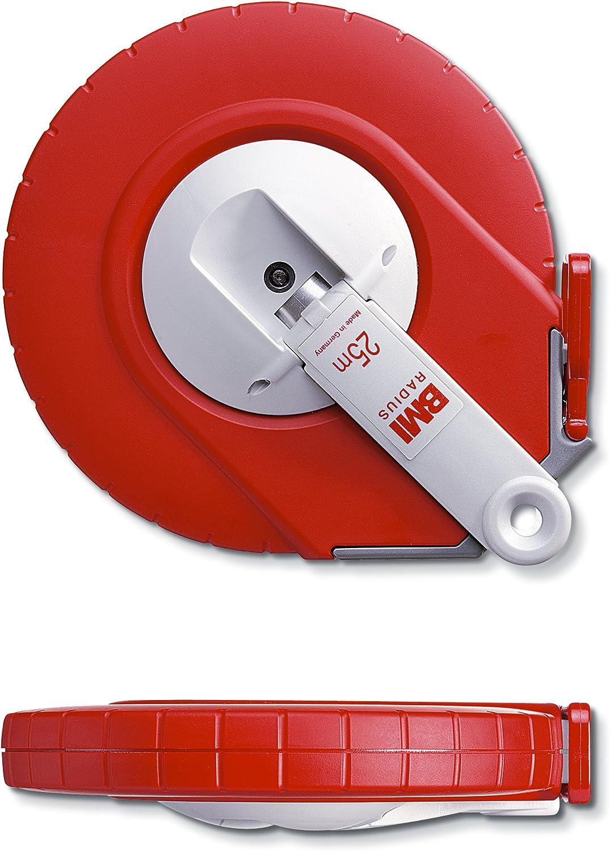 Multi-Colour BMI 520211010B 10-B Glass-Fibre Tape Measure