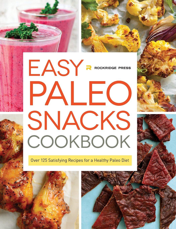 good snacks for paleo diet