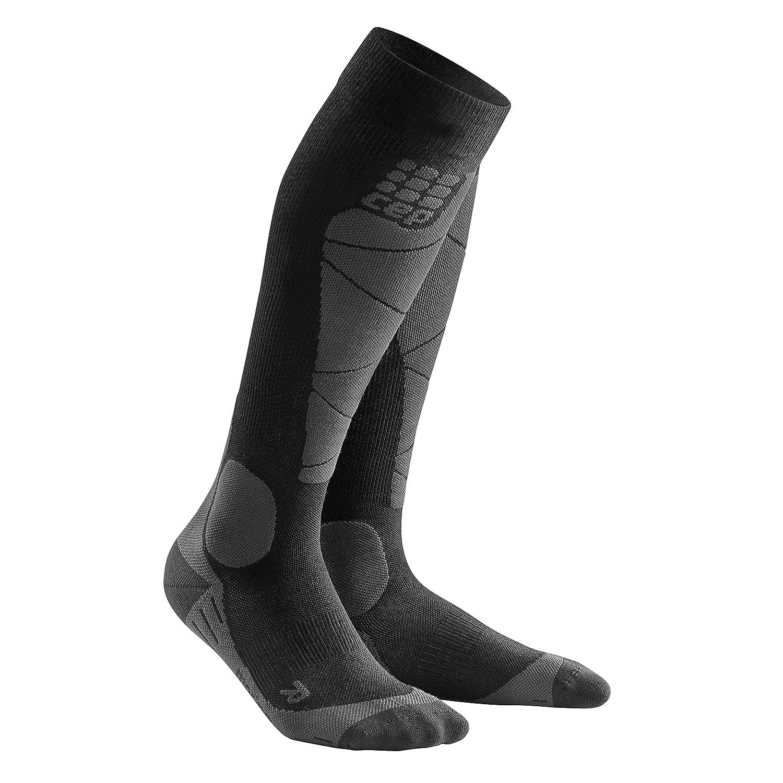 CEP – SKI Merino Socks, Skisocken für Herren, Kompressionsstrümpfe Made by medi