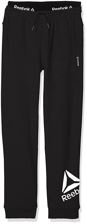 Reebok B Es Bl, Pantaloni di Tuta Uomo BS1454