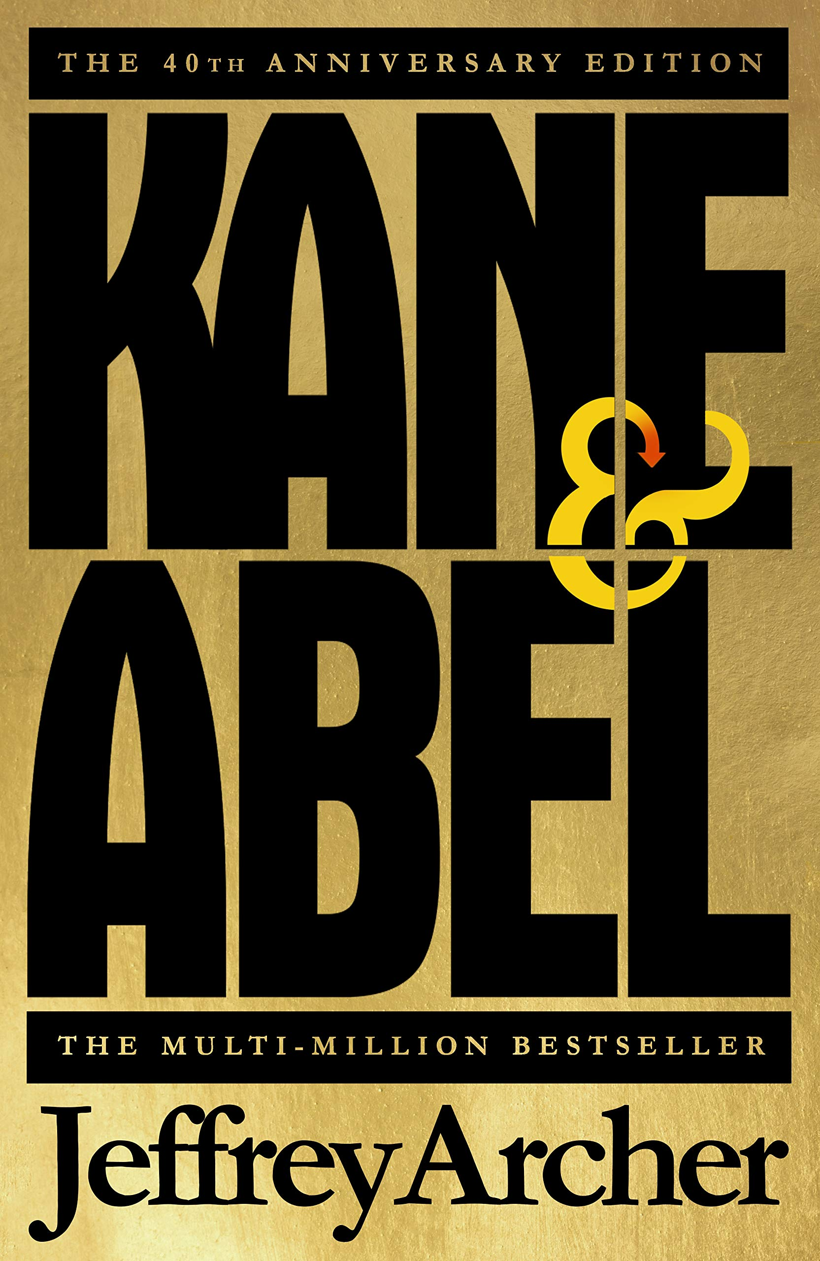 Kane and Abel: 40th Anniversary Edition by Pan