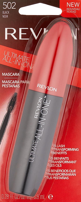 86c1b67c97d Amazon.com : Revlon Ultimate All-In-One Mascara, Black : Beauty
